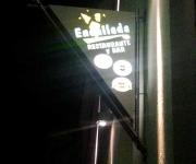 Eingang Enchilada Restaurant Ulm