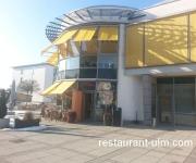 Eingang Sendro Restaurant Senden