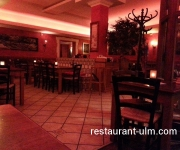Gastraum Besitos Restaurant Ulm