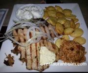 Mykonos Grillteller